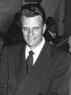 Young Billy Graham