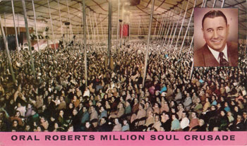 Oral Roberts Million Soul Crusade  sc 1 st  Voice of Healing & Oral Roberts